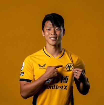 FECHADO - O Wolverhampton acertou a chegada por empréstimo do atacante Hee-chan Hwang, que estava no RB Leipzig.