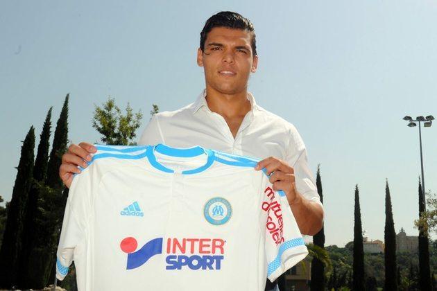 FECHADO - O zagueiro Karim Rekik, que estava no Hertha Berlim, foi anunciado como o mais novo reforço do Sevilla. O contrato do atleta vai até 2025 com o clube espanhol.