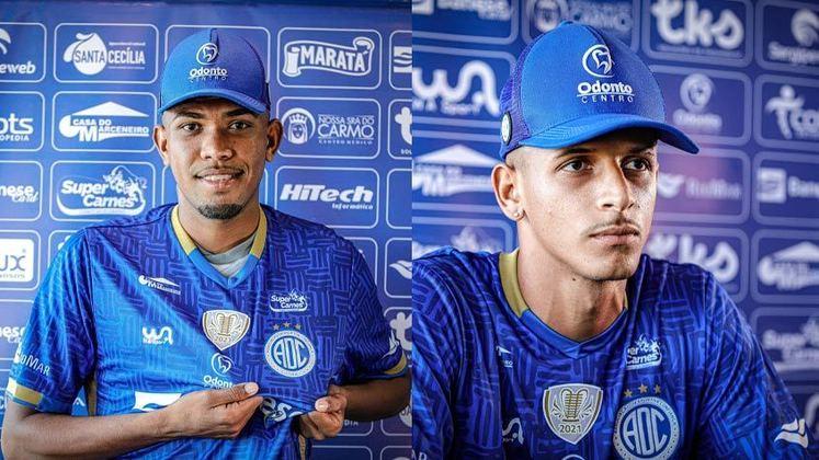 FECHADO - O zagueiro Pedrão e o lateral-esquerdo Luciano Juba foram emprestados pelo Leão da Ilha ao Confiança. O vínculo de empréstimo terá duração até o fim da temporada 2021