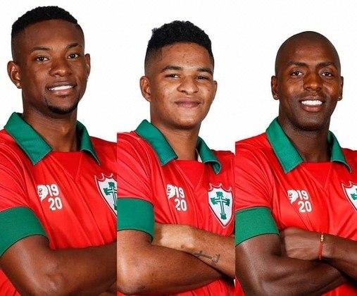 FECHADO - Pensando no restante do Paulistão da Série A2 e na disputa do Campeonato Brasileiro da Série D, a Portuguesa foi ao mercado de transferências durante esta janela e fez três contratações vindas da Colômbia. Yan Mosquera, Wilmar Jordán e Jheiner Pinto são as novas contratações da Lusa para a temporada 2021.