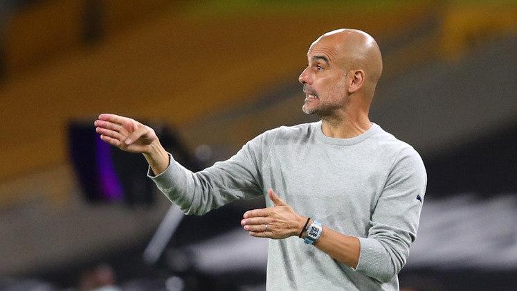 FECHADO - Pep Guardiola falou que seguirá no Manchester City na próxima temporada. Sendo especulado no Barcelona, Guardiola afirmou que o clube inglês lhe oferece todo o suporte necessário, e disse que não tem a intenção de sair. O comandante dos Cityzens tem contrato até junho de 2023.