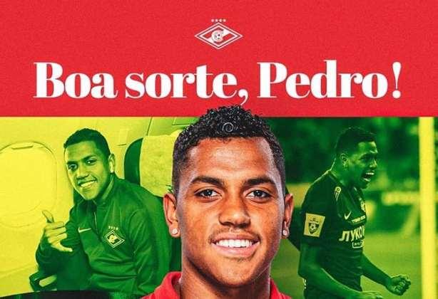 FECHADO - Pouco menos de um ano após o término de sua última passagem pelo futebol brasileiro onde esteve por empréstimo no Flamengo, o atacante Pedro Rocha será novamente peça disponível para um clube do país. Porém, dessa vez, ele reforçará o Athletico por empréstimo.