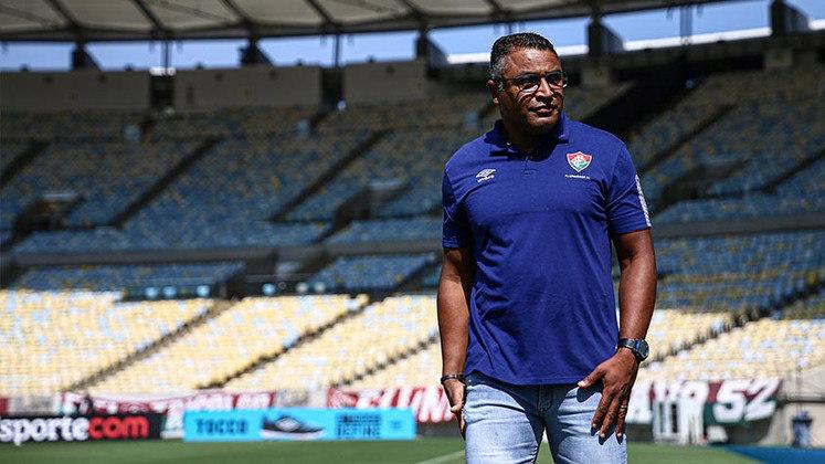 FECHADO - Pressionado pelo desempenho ruim, o técnico Roger Machado não resistiu após a eliminação do Fluminense na Libertadores e foi demitido após reunião da diretoria no sábado.