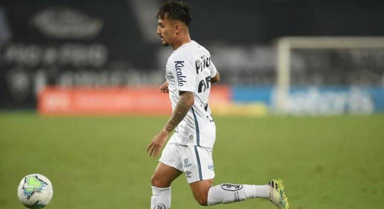 FECHADO - Promessa das categorias de base do Santos, o meia Lucas Lourenço foi emprestado ao Londrina até o final da Série B do Campeonato Brasileiro. O jogador foi um pedido do técnico Márcio Fernandes, que dirigiu o Santos em 2008. Lucas Lourenço tem apenas 20 anos e seu contrato vai até 31 de dezembro de 2024.