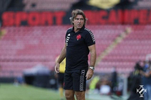 FECHADO - Ricardo Sá Pinto é o novo treinador do Gaziantep. Na manhã desta quarta-feira, o ex-comandante do Vasco da Gama foi anunciado de forma oficial pelo clube turco. O jornal
