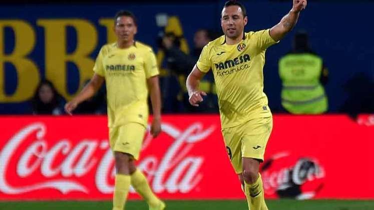 FECHADO -  Santi Cazorla, do Villareal, acertou contrato com o Al Saad, do Qatar. O meio-campista espanhol será treinado por Xavi Hernández.