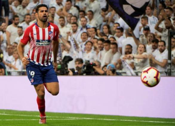 FECHADO - Segundo o jornalista, Fabrizio Romano, Diego Costa não renovará o seu contrato com o Atlético de Madrid e deve deixar o clube em junho ou em janeiro, caso apareçam propostas pelo atacante.