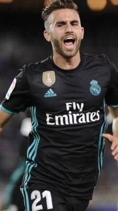 FECHADO - Sem espaço com Zinedine Zidane, Borja Mayoral vai continuar sua carreira longe do Santiago Bernabéu. O atacante de 23 anos vai ser emprestado pela terceira vez, desta vez para a Roma.