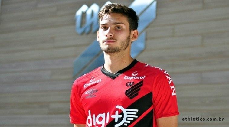 FECHADO - Sem espaço no elenco, Boselli encerrou a sua passagem pelo Athletico. Através do site oficial, o Furacão informou que entrou em acordo com o meio-campista e o contrato foi rescindido.