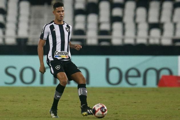 FECHADO - Sousa não é mais jogador do Botafogo. O Alvinegro sacramentou a venda do zagueiro de 20 anos para o Cercle Brugge, da Bélgica, na tarde desta quarta-feira após uma reunião com representantes do clube europeu. Apenas a assinatura separa a transferência de um final.