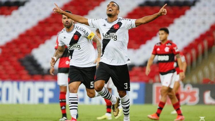 FECHADO - Um dia após a vitória por 3 a 1 sobre o Flamengo, no Maracanã, o Vasco acertou a renovação de contrato do lateral-direito Léo Matos até o final da temporada de 2022, com uma redução salarial. A informação foi inicialmente divulgada pelo UOL, e confirmada pelo LANCE!