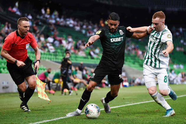 FECHADO - Um dos principais nomes do Krasnodar, da Rússia, o meia-atacante brasileiro Wanderson renovou seu contrato com o clube até 2024.