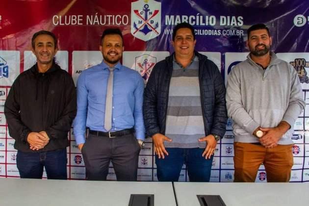 FECHADO - Um dos responsáveis pelo momento que vive o Marcílio Dias, o superintendente de futebol, Marco Gama, se desligou do clube durante o início da semana. Após quase quatro anos na equipe marcilista, o profissional  optou por seguir para novos desafios.