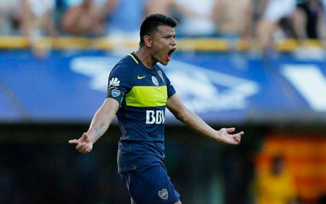 FECHADO -  Walter Bou, atacante argentino que já defendeu o Vitória em 2018, pediu para sair do Boca Juniors e acertou sua ida por empréstimo de um ano para o Defensa y Justicia.