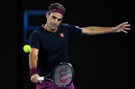 Federer vai se distanciando dos outros tenistas