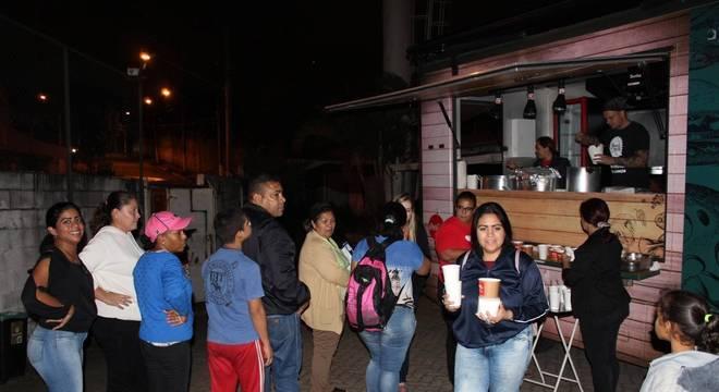 Programa ocorreu no dia 13, na zona leste de São Paulo