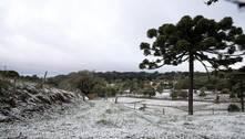 Frio aumenta e cinco capitais têm previsão de mínimas abaixo de 5ºC