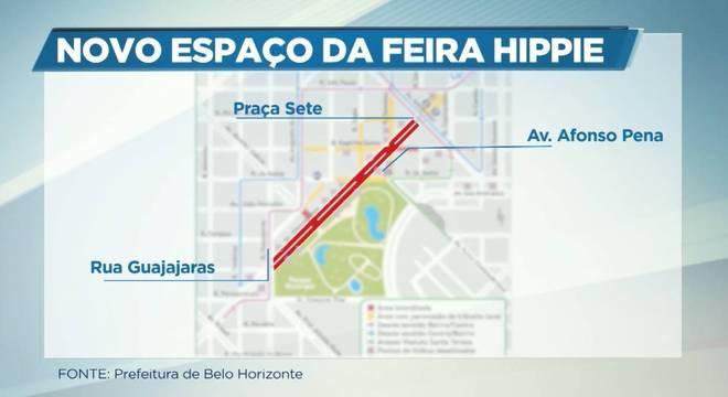 Novo layout da Feira de Artesanato de BH a partir deste domingo (27)