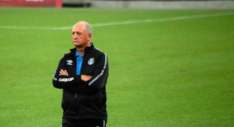 Felipão foi demitido na madrugada desta segunda-feira (11)