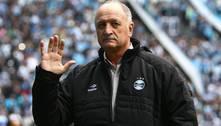 O futebol brasileiro encaminha a aposentadoria de Felipão, aum mês de completar 73 anos