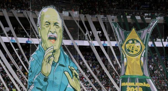 Felipão seguirá a carreira como treinador, mas acabou lealdade com o Palmeiras