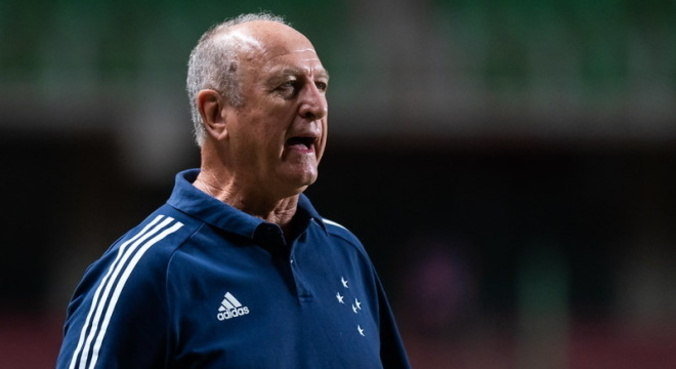 Felipão não decidiu se seguirá no Cruzeiro em 2021