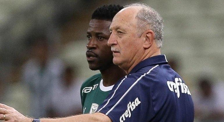 Felipão insistiu. Queria Ramires como líder e exemplo no Palmeiras. Deu tudo errado