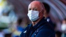 Luiz Felipe Scolari deixa Cruzeiro antes do término da Série B