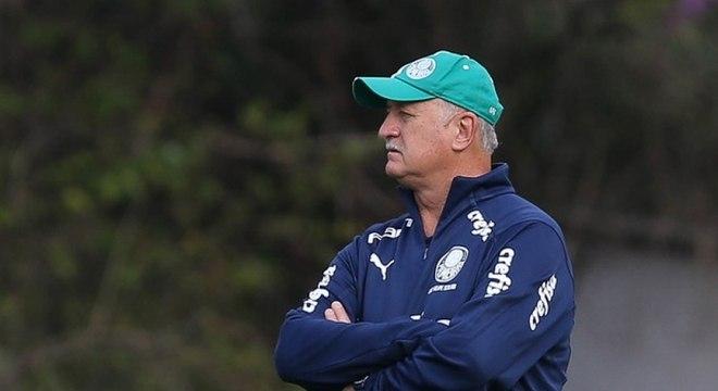Felipão deixa Palmeiras após sequência ruim no Brasileiro e queda na Libertadores
