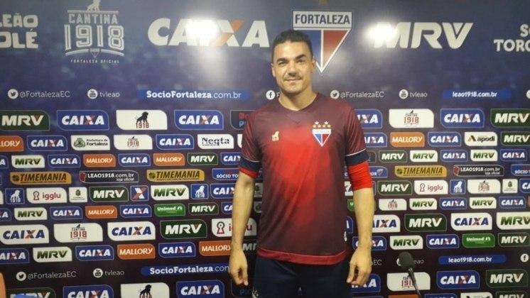 FELIPE ALVES- Fortaleza (C$ 1,81) - Acreditamos que seja a melhor opção pra quem precisa economizar. Recebendo o RB Bragantino em casa, tem chances de não sofrer gol, assim como foi diante do Botafogo.