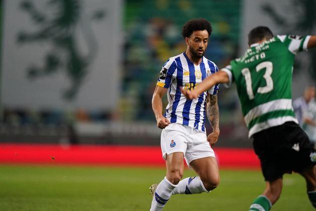 Felipe Anderson - Emprestado pelo West Ham ao Porto, Felipe Anderson está em baixa em Portugal, tendo jogado apenas 120 minutos na temporada. Voltar ao Brasil pode alavancar novamente a carreira do ex-Santos