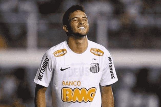 FELIPE ANDERSON: Revelado na base do Santos, o jogador defende o Porto.