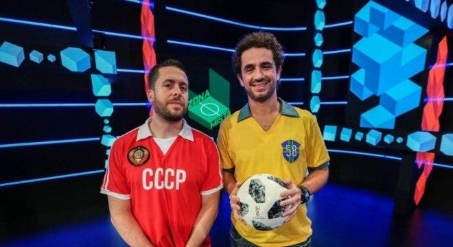 Felipe Andreoli e Maurício Meirelles pode emplacar programa semanal