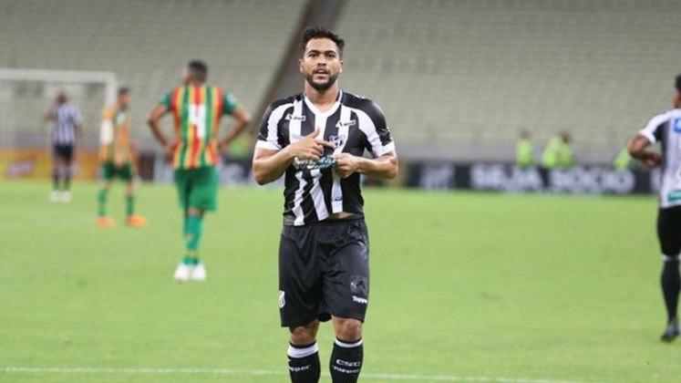 Felipe (Ceará - Meia) - 30 anos - contrato até dezembro de 2021