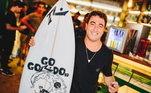 O surfista de ondas grandes Felipe Cesarano perdeu o patrocínio da marca de roupas Rusty, após causar acidente fatal no Rio de Janeiro, no dia 16 de dezembro. A empresa era uma das principais patrocinadoras do atleta