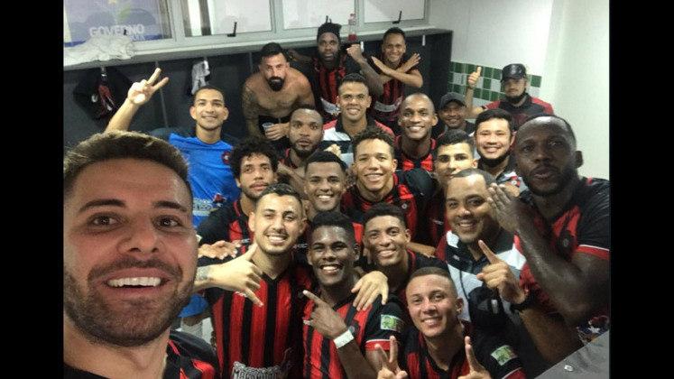 Felipe Cruz - 3 gols - Moto Club - Campeonato Maranhense