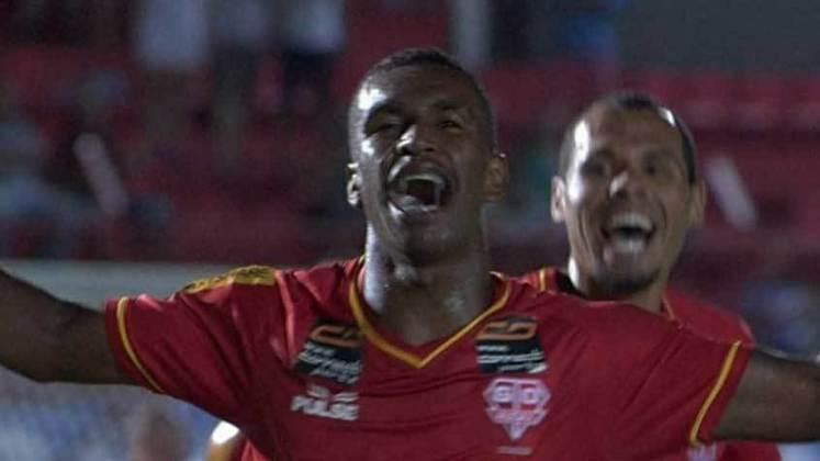 Felipe Diadema - Felipe Diadema rodou por alguns clubes do interior paulista e hoje está no Novorizontino