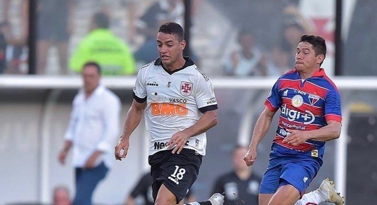 Felipe Ferreira, de 26 anos, estava no Cuaiabá e jogou, anteriormente, no Vasco