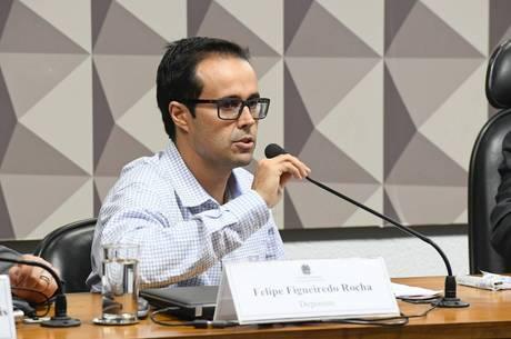 Felipe Figueiredo Rocha na CPI de Brumadinho