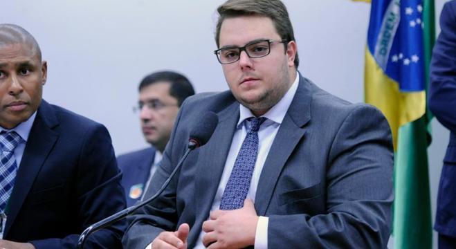 Felipe Francischini (PSL-PR) é presidente da Comissão de Constituição e Justiça
