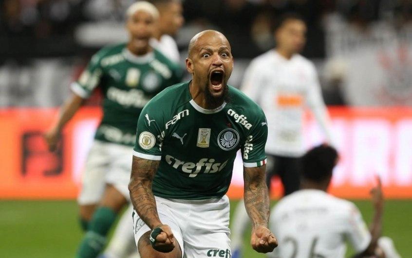 Felipe Melo já pode se assinar pré-contrato com outro clube. Mas quer ficar no Palmeiras