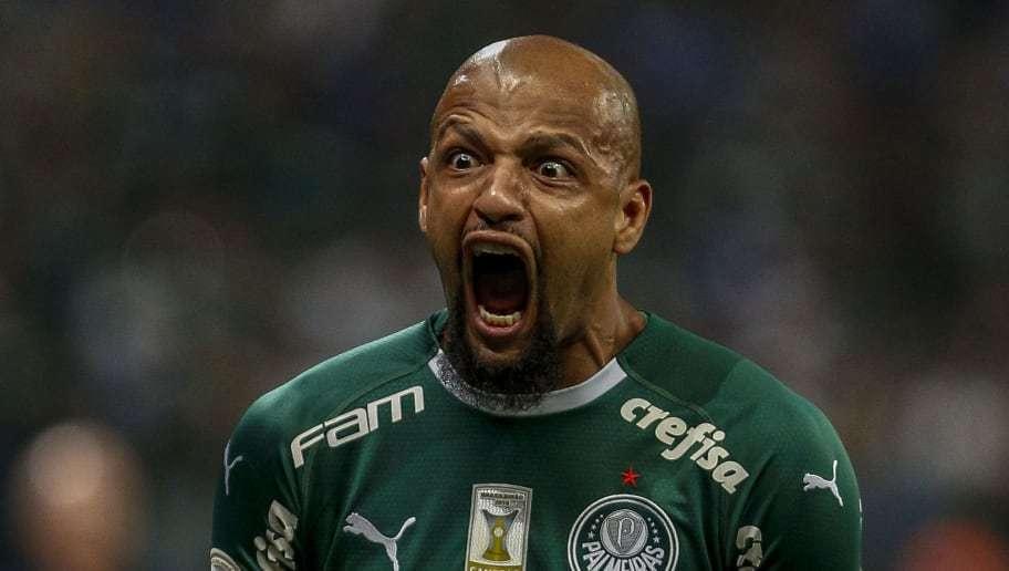 Felipe Melo liderou os jogadores a enfrentarem o sindicato. Time quer a partida
