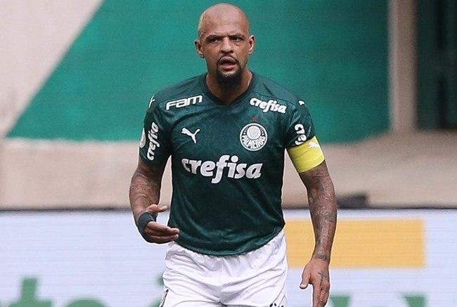Capitão do Palmeiras reclamou. Flamengo tirou a concentração do time.