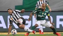 Palmeiras irá para a guerra contra o favorito Atlético, na Libertadores. Não há outra solução