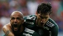 Gómez, Felipe Melo e Wesley. Quase prontos para o Maracanã