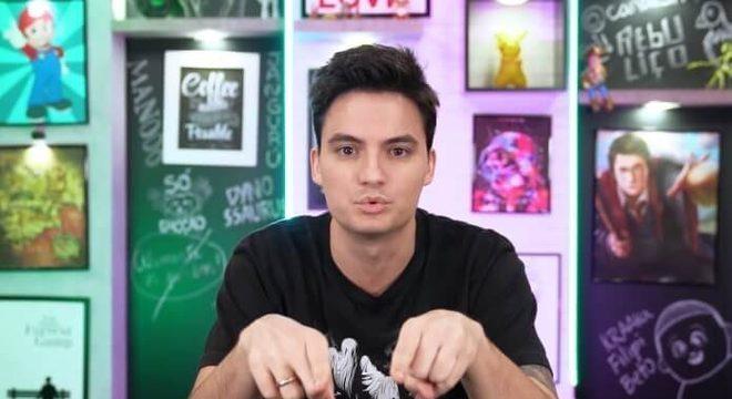 Felipe Neto foi o segundo Youtuber mais assistido do mundo em 2019