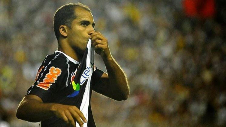 Felipe: revelado pelo Vasco na década de 90 e com passagem marcante pelo cruzmaltino, foi jogar pelo Galatasaray na Turquia e foi contratado pelo Flamengo em 2003.