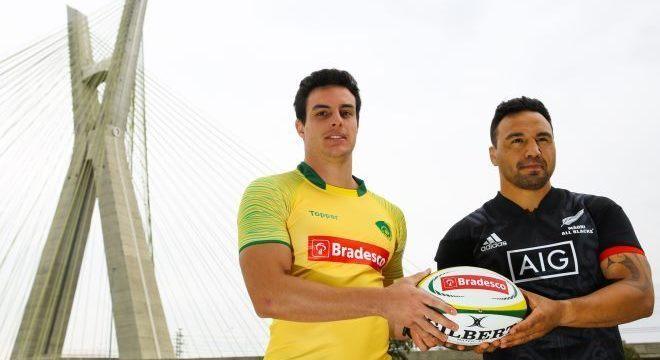Brasil e All Blacks Maori se enfrentam no sábado, no Morumbi, em São Paulo