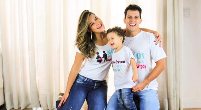 Família de Felipe Sertanejo vai crescer