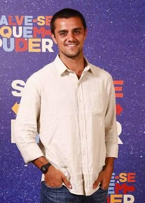 Felipe Simas não renova com a Globo